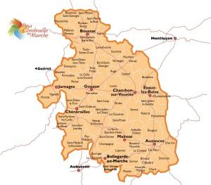 Carte du pays